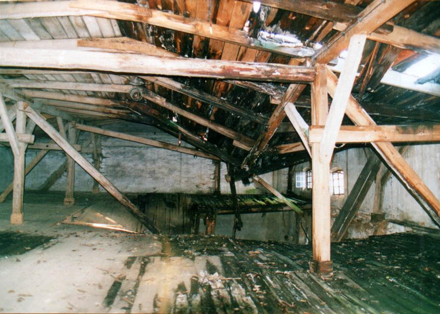 5.zawalone dachy
