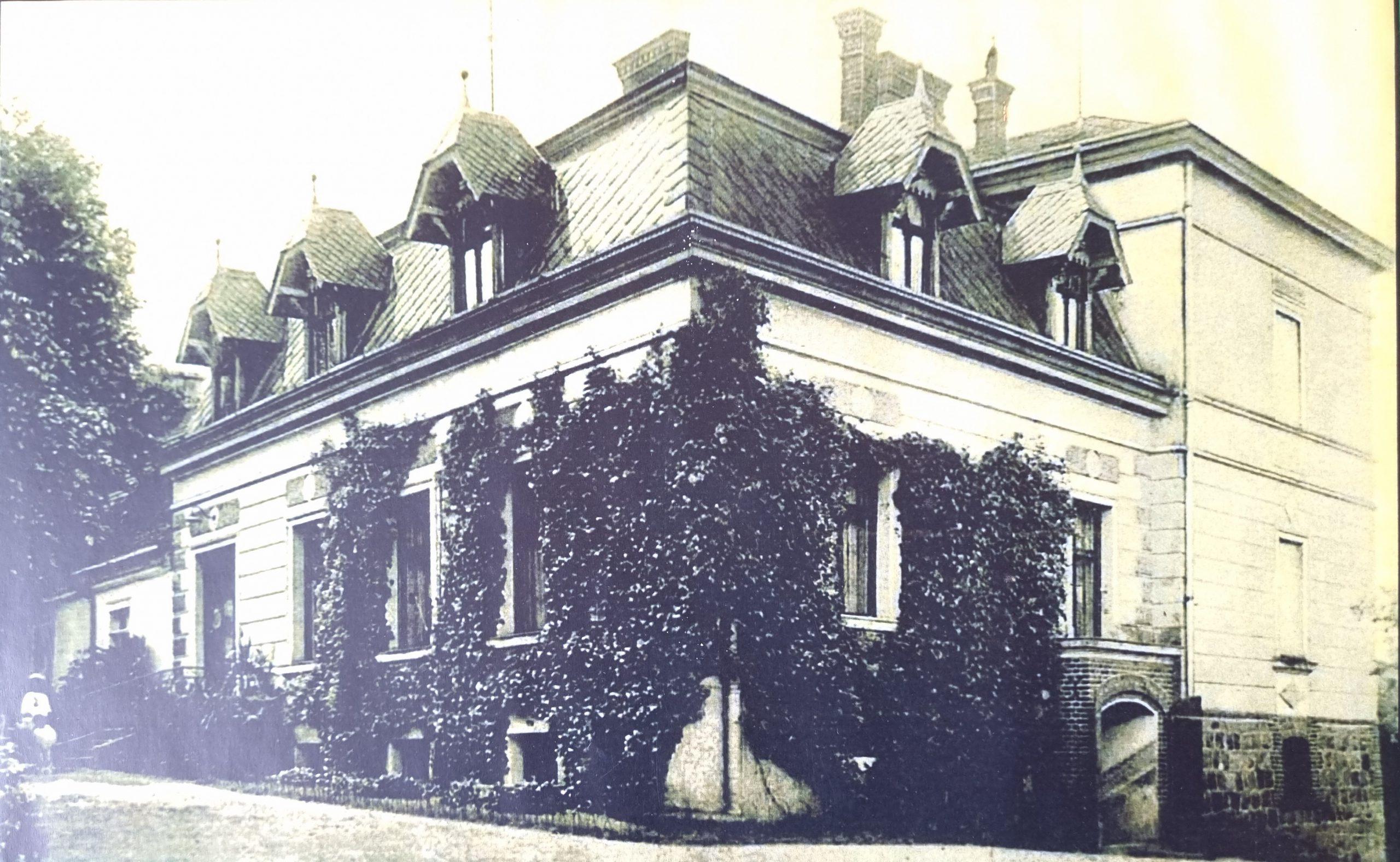 dwór w mn prawe skrzydło ok. 1930